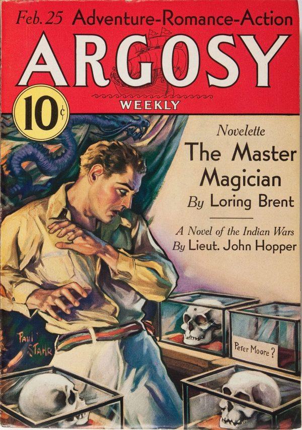Argosy-All Story Weekly, February 25 1933