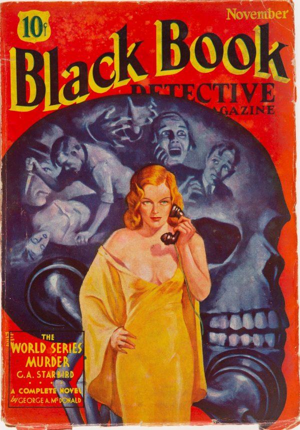 Black Book November 1935