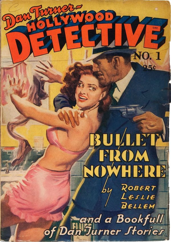 Dan Turner - Hollywood Detective #1 (1942)