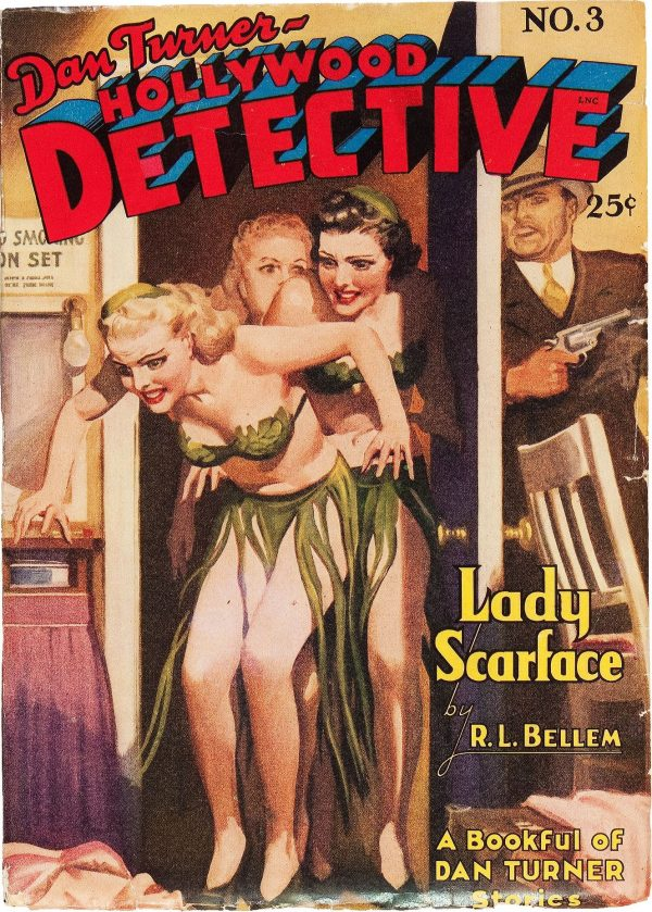 Dan Turner - Hollywood Detective #3  1942