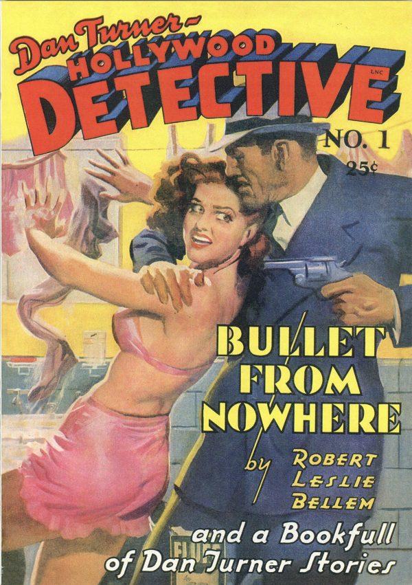 Dan Turner - Hollywood Detective Pulp Replica 2005