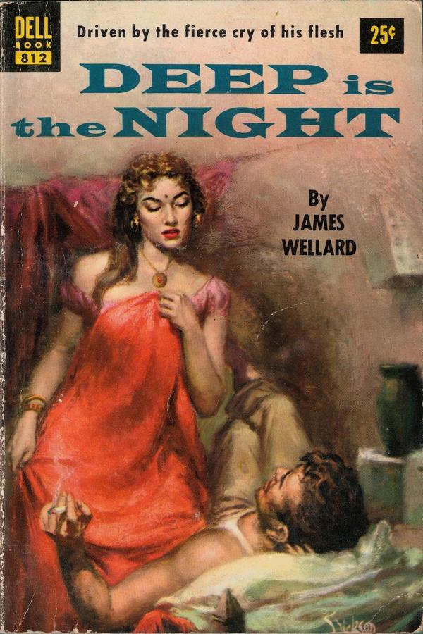 Dell Books 812, 1954
