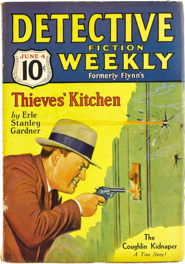 Detective Fiction Weekly June 4, 1932