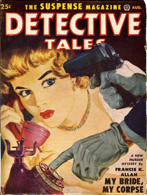 Detective Tales August
