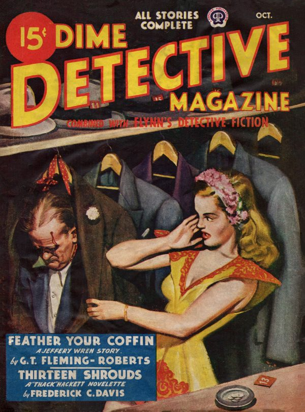 Dime Detective October 1946