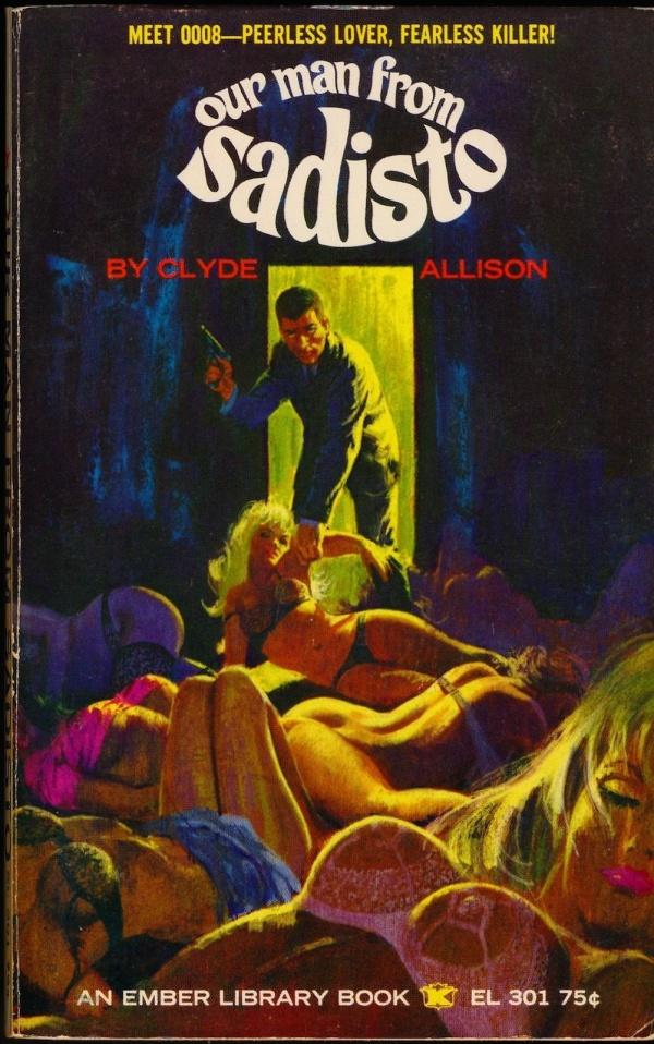Ember Library Book EL301, 1965