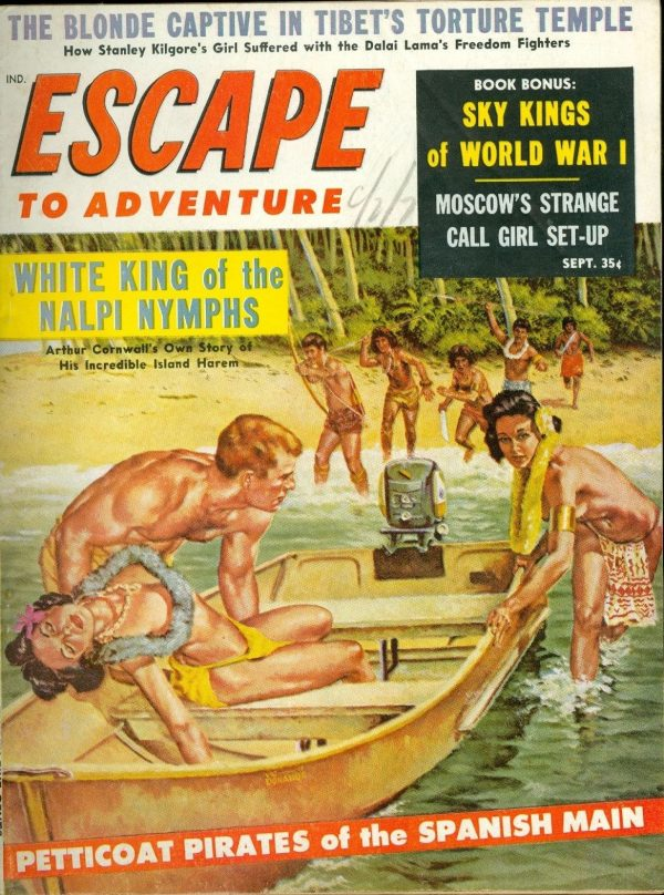 Escape, September 1959
