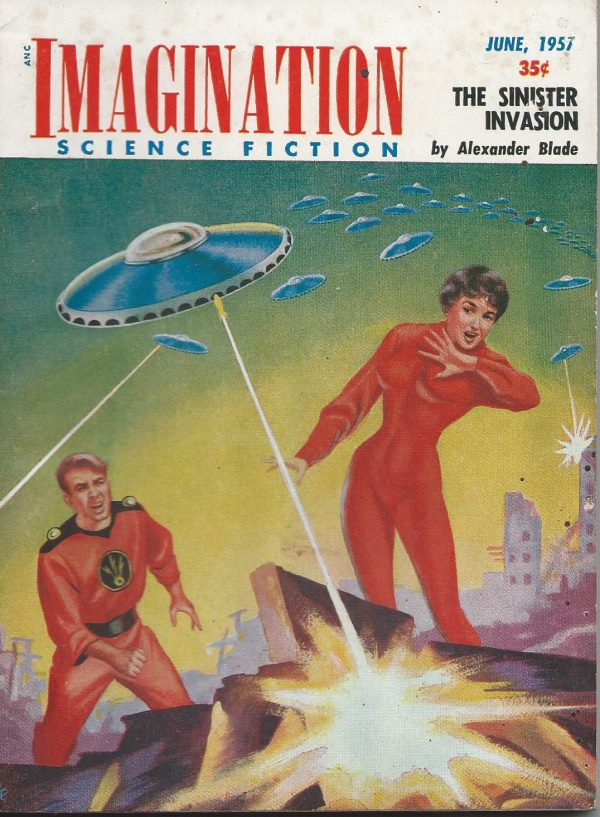 Imagination, June 1957