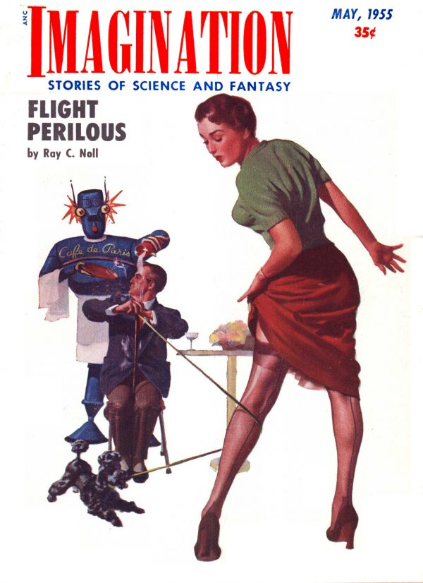 Imagination May 1955