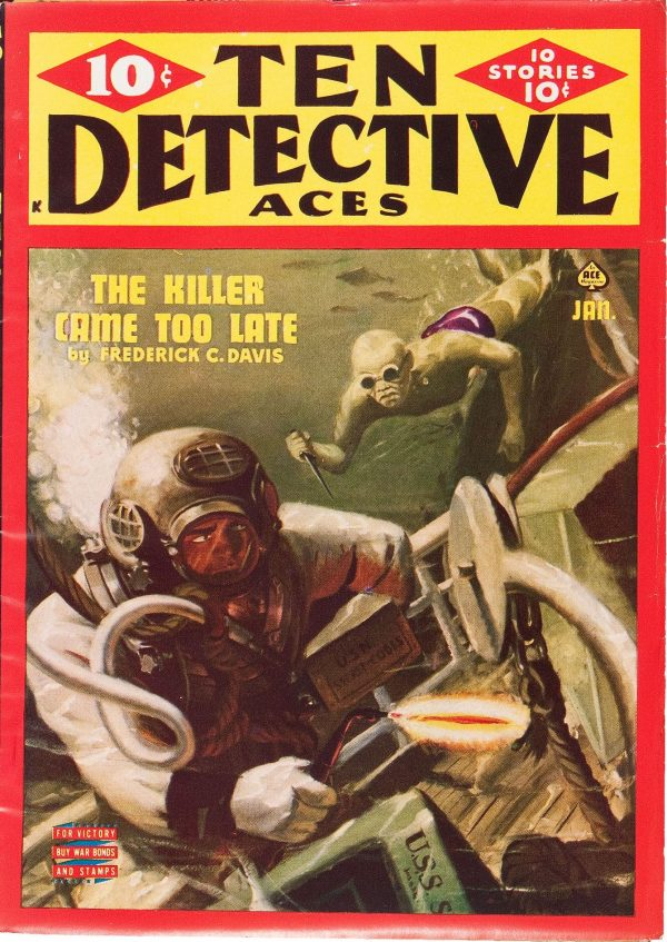 January 1945 Ten Detective Aces