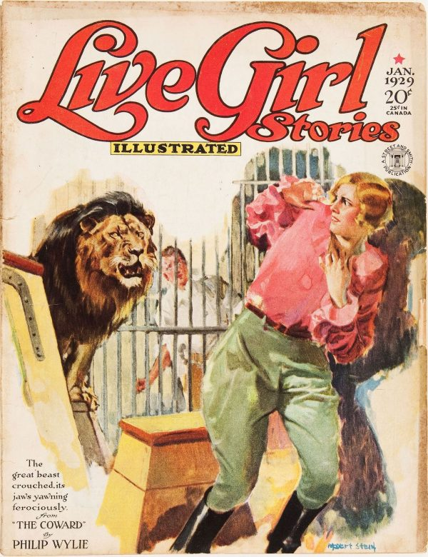 Live Girl Stories - January 1929