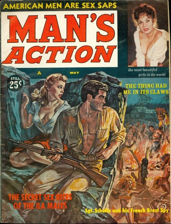 Man's Action, May 1959
