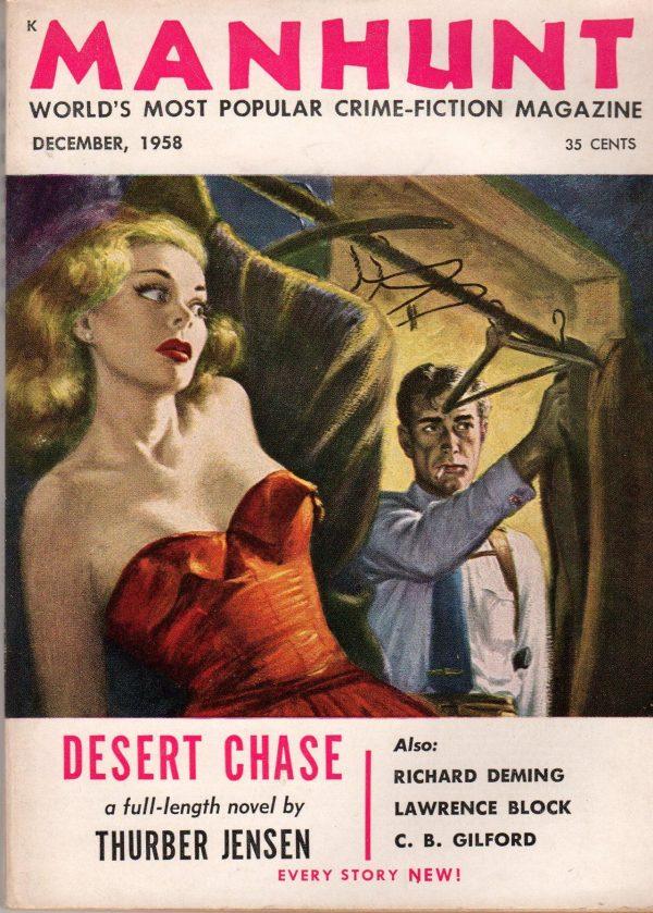 Manhunt Dec 1958