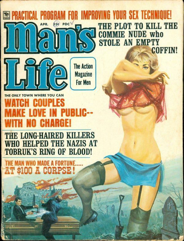 Man's Life, April 1969