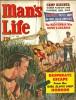 Man's Life July 1960 thumbnail