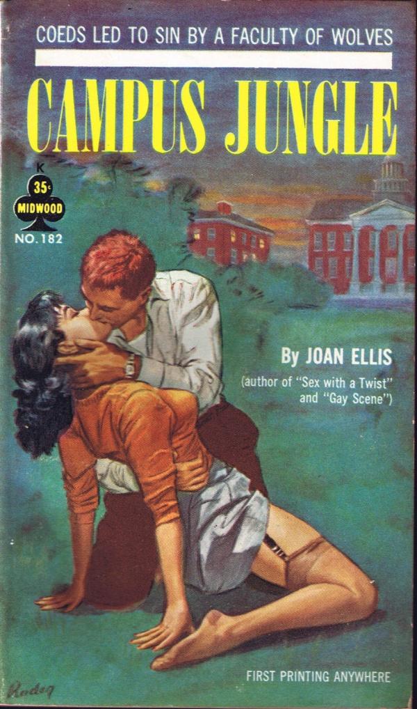 Midwood #182 1962
