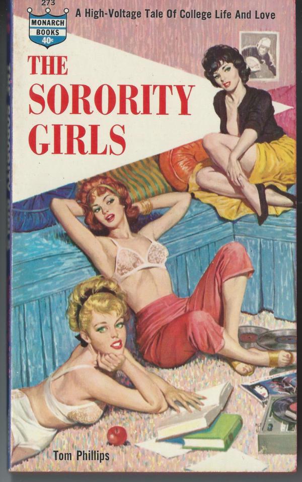 Monarch Paperback #273 1962