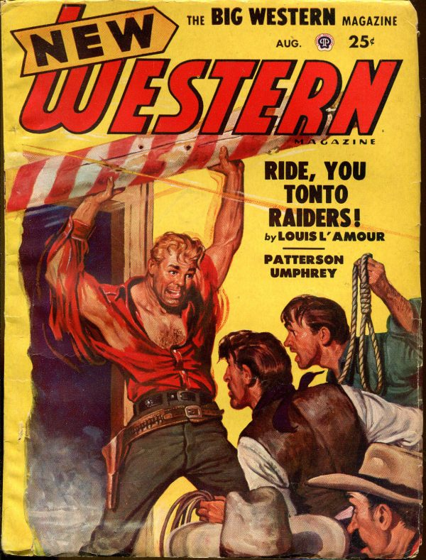 New Western Magazine Vol. 20, No. 3 August, 1949