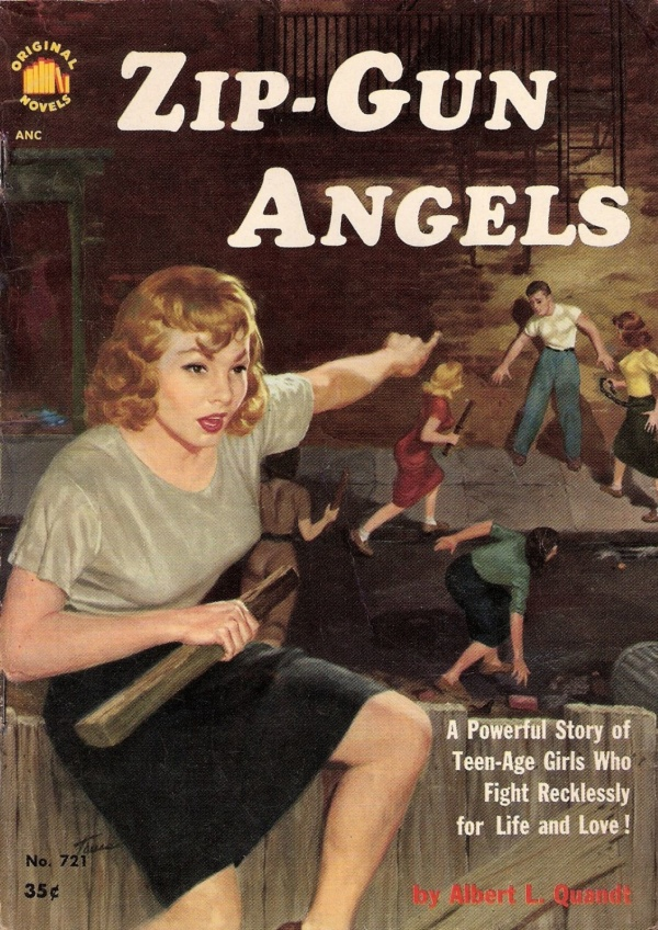 Original Novels Inc., #721, 1952