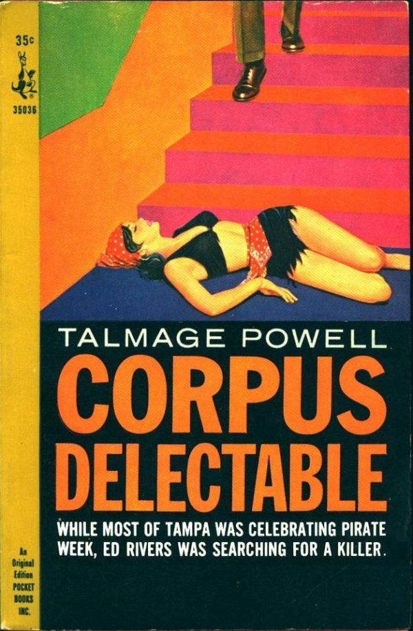 Pocket Book Original #35036, 1964