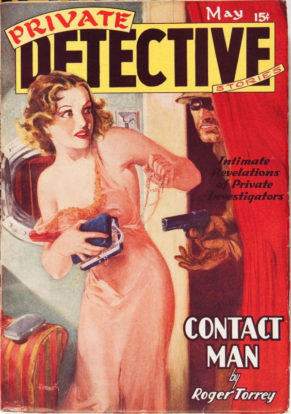 Private Detective Stories May 1938