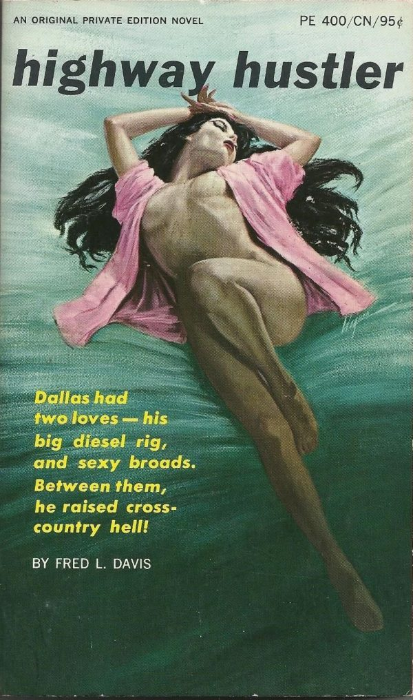 Private Edition Books #PE-400, 1966
