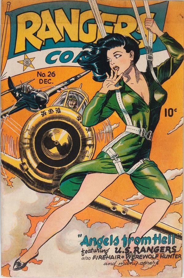 Rangers Comics #26, 1945