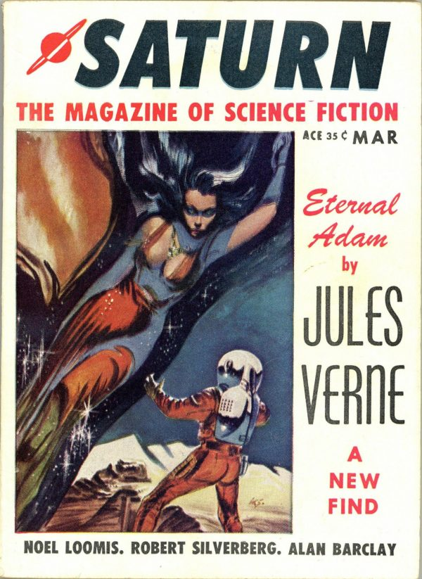 Saturn Science Fiction and Fantasy March 1957