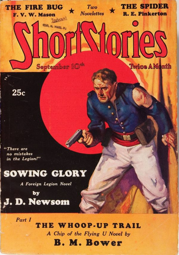Short Stories September 10, 1933