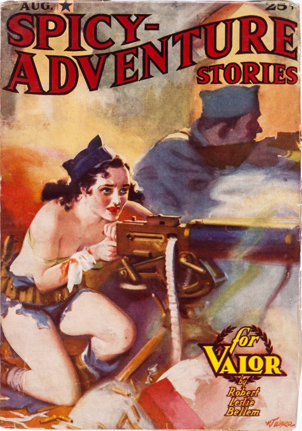 Spicy Adventure - August 1937