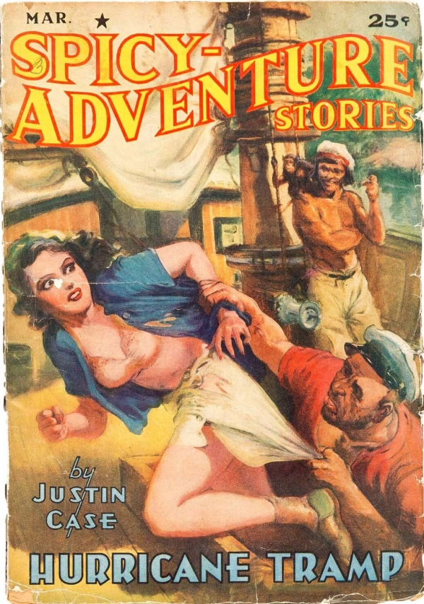 Spicy Adventure Stories V2#2