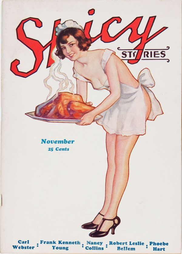 Spicy Stories November 1932