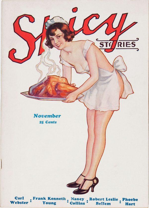 Spicy Stories November 1932