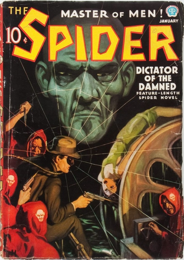 Spider - January 1937