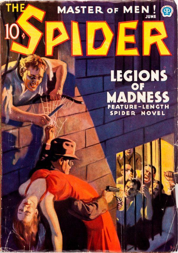 Spider - June 1936