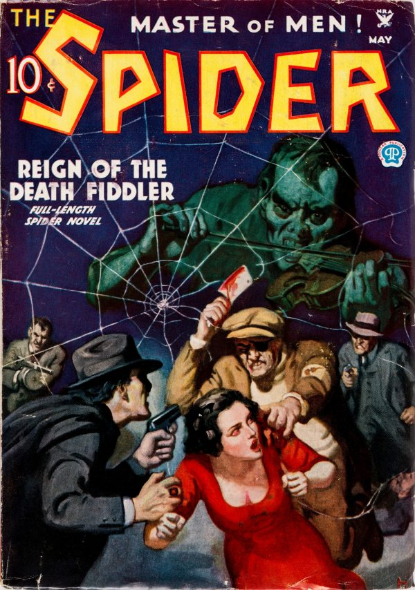 Spider - May 1935