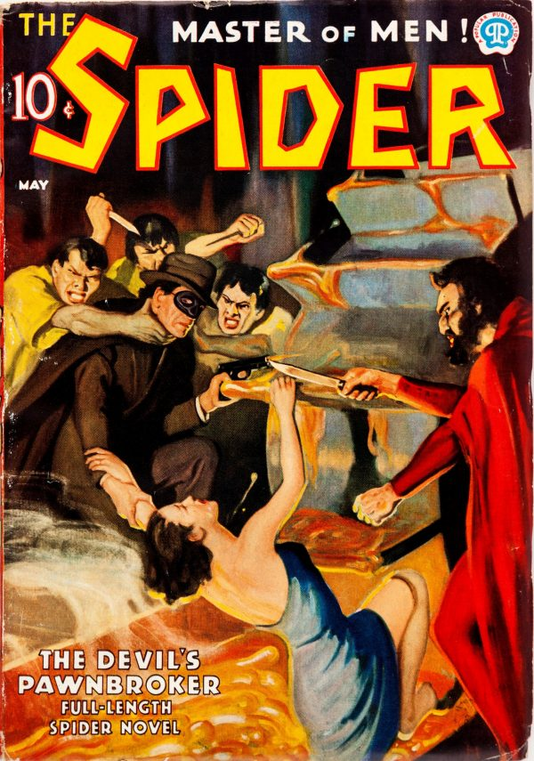Spider - May 1937
