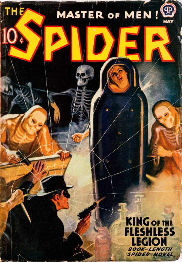 Spider - May 1939