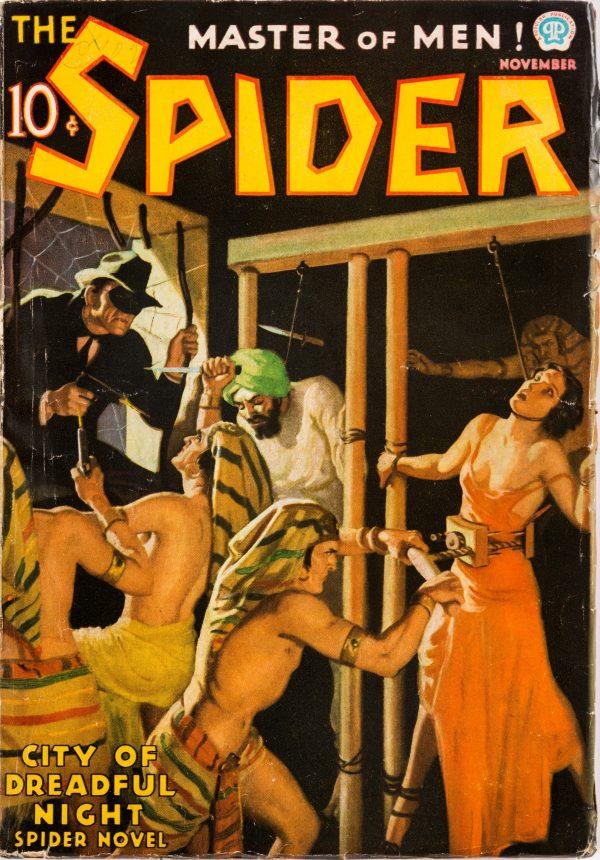 Spider - November 1936