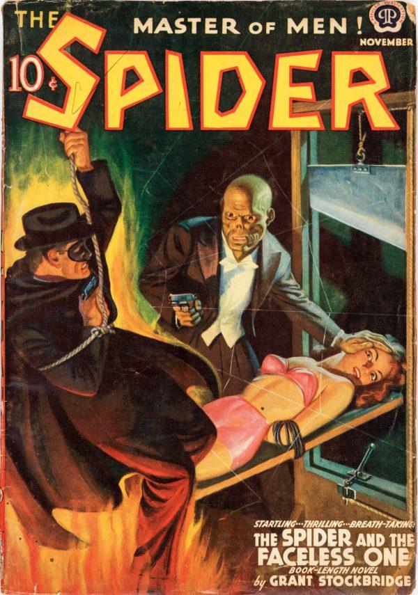 Spider - November 1939