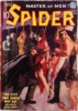 Spider - October 1937 thumbnail
