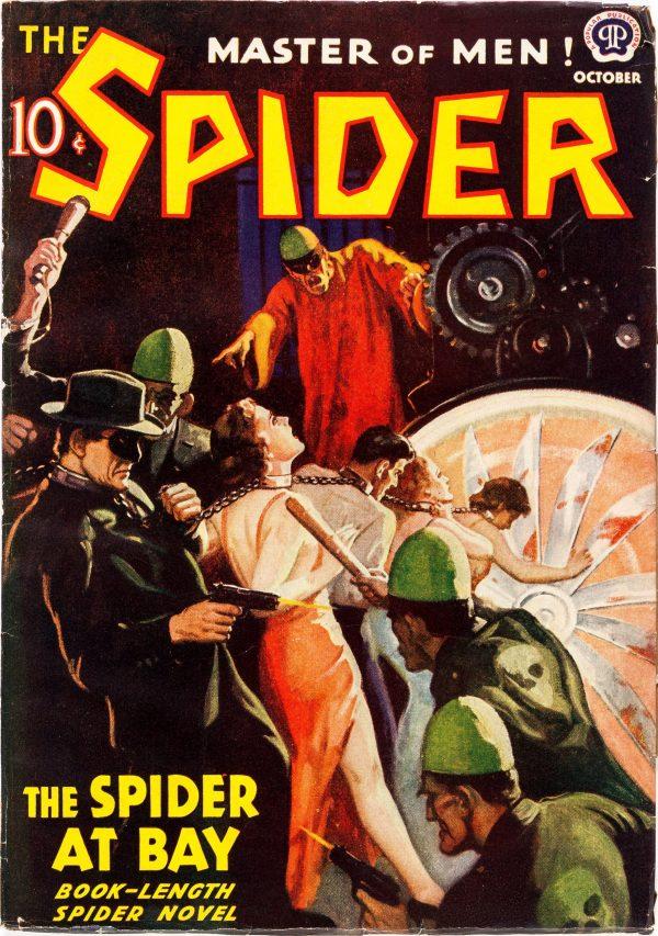 Spider - October 1938