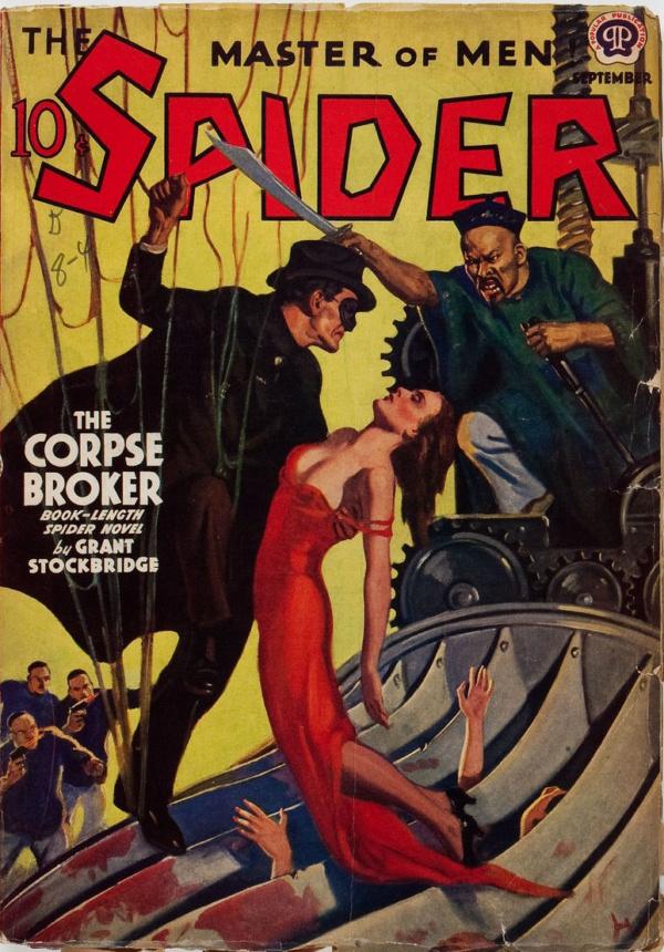 Spider - September 1939