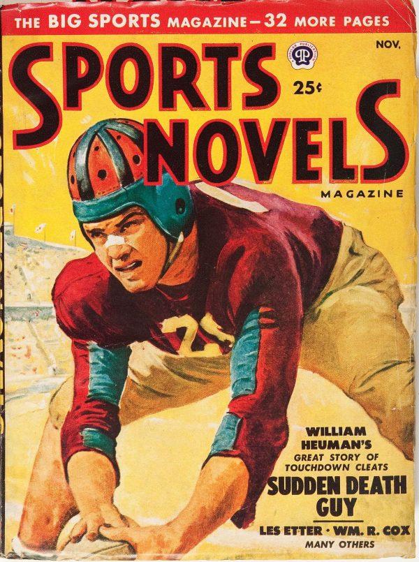 Sports Novels November 1948