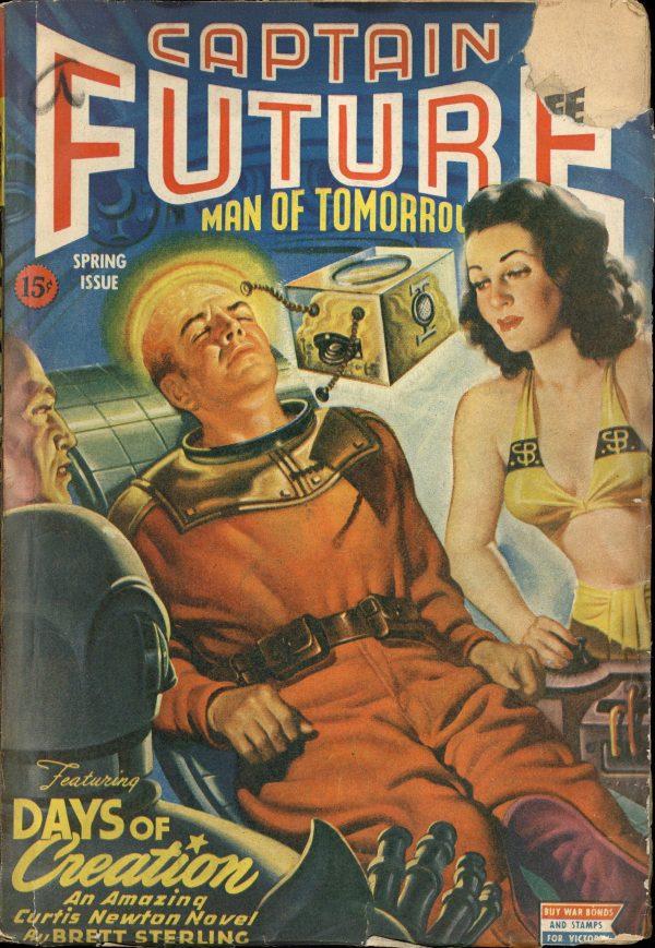 Spring 1944 Captain Future
