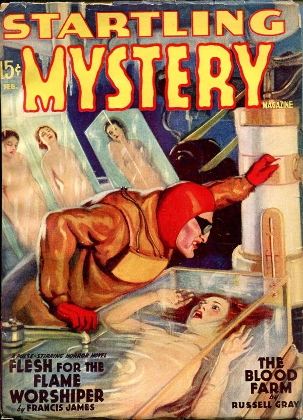 Startling Mystery Feb 1940