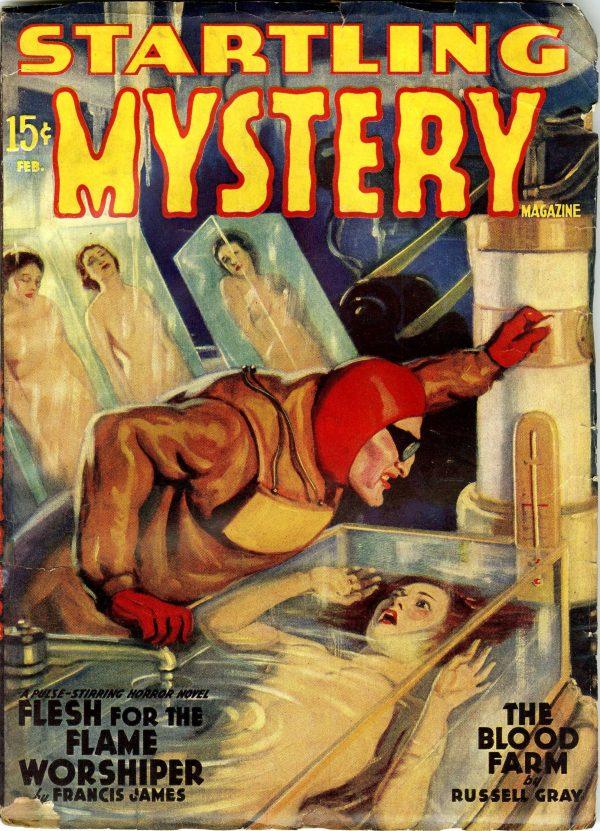Startling Mystery - February 1940