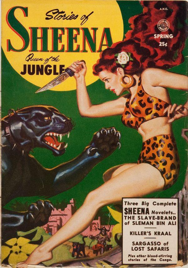 Stories of Sheena Spring 1951