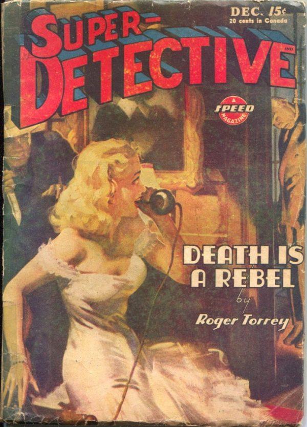 Super-Detective December 1944
