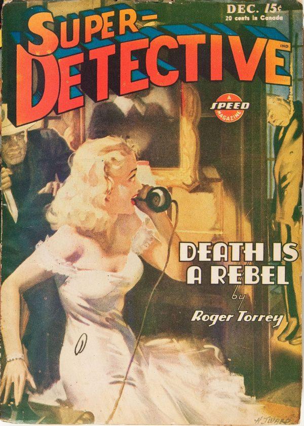 Super Detective December 1944